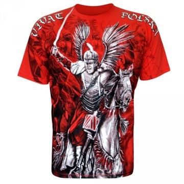 Koszulka Husaria Niska Cena Na Allegro Pl