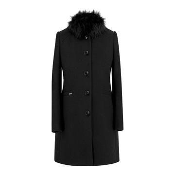 płaszcz w jodełke zara 4072