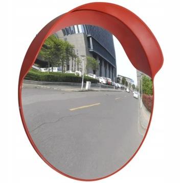 Зеркало гаражное дорожное с ручкой - 60см 600мм