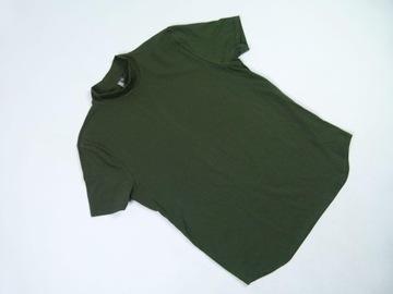 ASOS koszulka t-shirt zgniła zieleń / 2XL