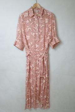 Zara luksusowa sukienka kwiaty w Sukienki Moda damska na
