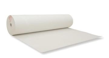 Флис белого цвета толщиной 1 м, 70 грамм на метр