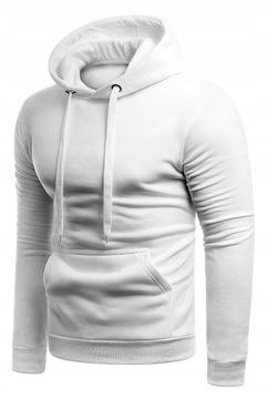 Bluza adidas biała w Bluzy męskie Allegro.pl