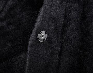 Płaszcz z alpaki w Swetry damskie Allegro.pl