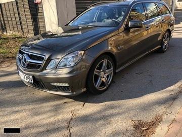 Mercedes Klasa E W212 Kombi AMG 63 AMG 525KM 2010