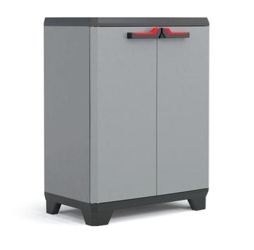 Шкаф низкий пластиковый 90см ВАРШАВА