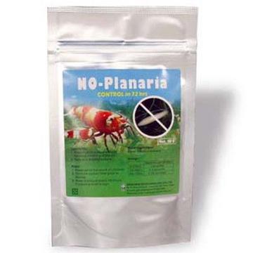 Genchem No Planaria - набор на 50 л - е-креветки