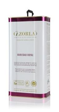 CAZORLA ROYAL Испанское оливковое масло первого отжима 5 л