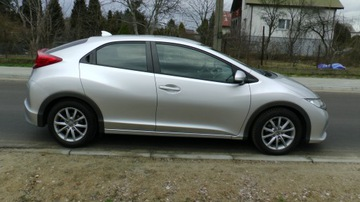 Honda Civic IX 2013
