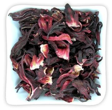 Гибискус Гибискус сушеный цветок 1кг ЗдоровьеПрирода