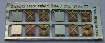 Заглушки TT для фонарей Bipa / Bhp