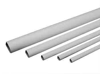 Труба ПВХ RL 28 белая 3м