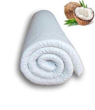 Наматрасник кокосовый, мат 120х200, топпер