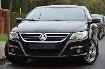 Volkswagen Passat CC 1.8 TSI 160KM 2011