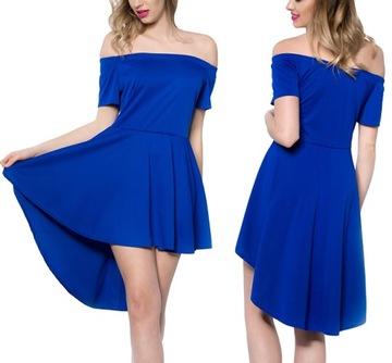 Sukienki Bez Ramion Niska Cena Na Allegro Pl