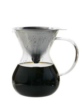 Блок заварки кофе DRIP GLASS STEEL FILTER ECO