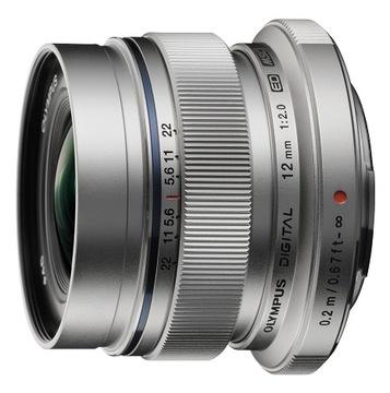 Купить Объектив OLYMPUS M.Zuiko Digital ED 12mm f / 2 на Otpravka - цены и фото - доставка из Польши и стран Европы в Украину.