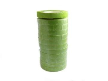 FT-002 Лента малярная для флористики зеленая 27м