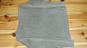 Sweter ciepły KHAKI TATUUM XL/XXL