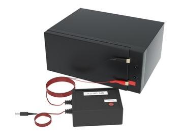 Аварийное резервное электропитание - газовые плиты СОЛГАЗ