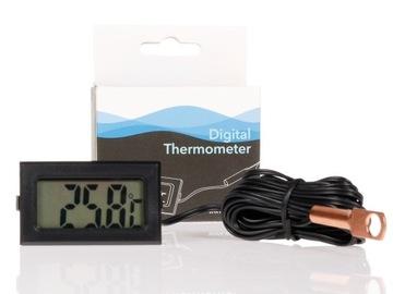 Электронный индикатор температуры двигателя 2t 4t, фото 5