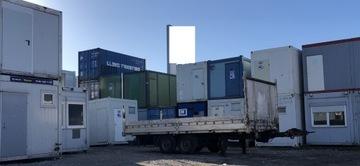 Офисный контейнер для бытовых нужд wrocław opole legnica