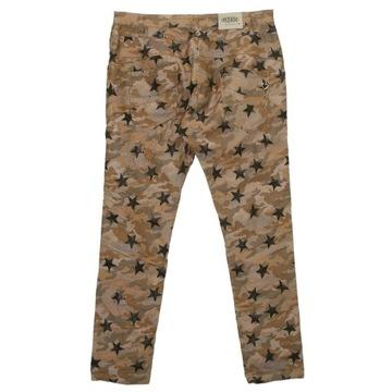 Made in italy spodnie w Jeansy damskie Moda damska na