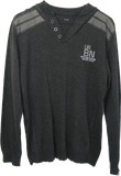 CEDARWOOD STATE bawełniany pulower sweter R L