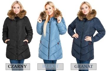 kurtka damska zimowa 4f stylowo i modnie z Allani