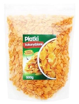 Targroch Кукурузные хлопья здоровый завтрак 500г