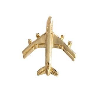 Брошь на булавке PILOT STEWARDESS PILOT золото