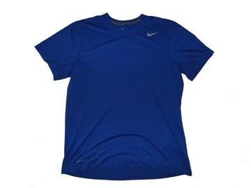 NIKE DRY FIT RUN Bluzka Sportowa roz M