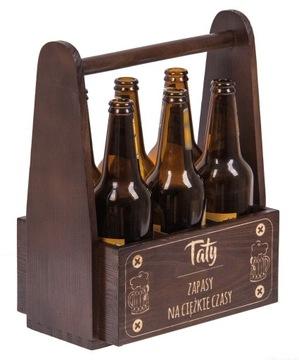Подарочная коробка BEER BOX на день рождения папы