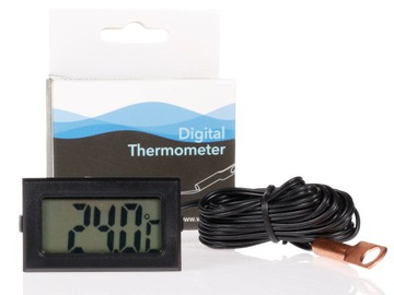 Электронный индикатор температуры двигателя 2t 4t, фото 0