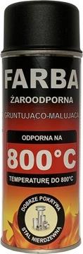 Купить ТЕПЛОСТОЙКАЯ КРАСКА HANSA 400 мл / 800 ° C 16 COLORS HIT на Otpravka - цены и фото - доставка из Польши и стран Европы в Украину.