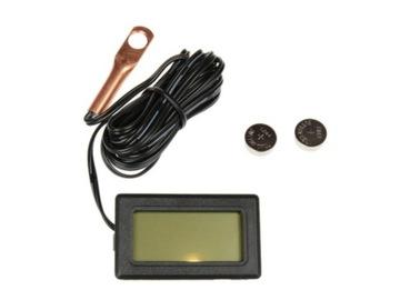 Электронный индикатор температуры двигателя 2t 4t, фото 8