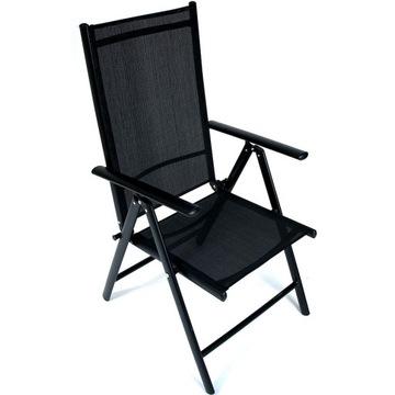 Алюминиевый садовый СТУЛ СКЛАДНЫЕ стулья мебель