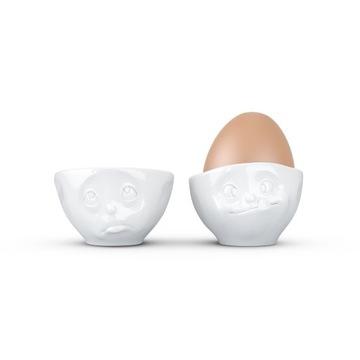 Элегантные 2 яичных стакана для яиц ТАССЕН