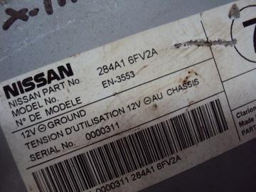 MODUL KAMERA NISSAN QASHQAI J11 X TRAIL 284A16FV2A