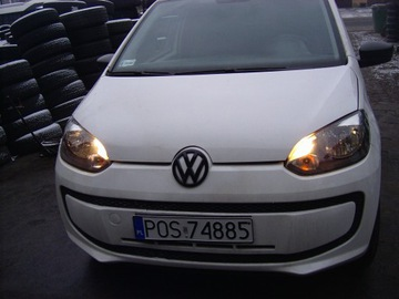 Volkswagen up! Hatchback 5d 1.0 MPI 60KM 2015