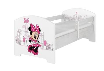 OSKAR BABY BOO 160X80 Disney cars кровать Минни и т. Д.