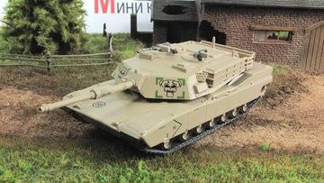 M1A1HA Abrams - 1:72 - Орлиный мох - Литье под давлением