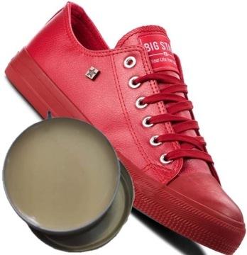 Czerwone Buty, Sportowe buty męskie Geox Allegro.pl