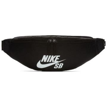 Saszetka Nike Sportswear Heritage różowa sportowa nerka
