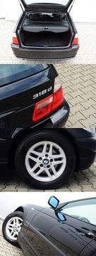 BMW Seria 3 E46 Touring 318 d 115KM 2005 SUPER E46 OPŁACONE 2.0D LIFT NAVI KLIMA ALU GWARA, zdjęcie 5