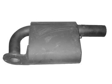 Глушитель JCB 3CX 4CX 331/50774