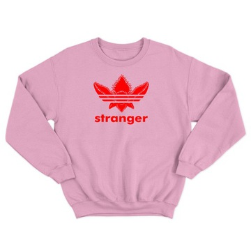różowa bluza adidas s allegro