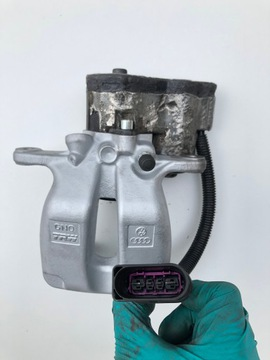 Audi a8 d3 супорт моторчик тормозной оригинал зад, фото 4