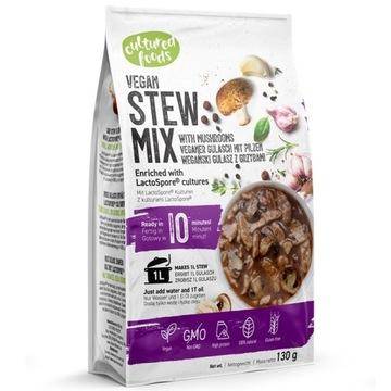 Stew Mix - веганский микс для тушения с грибами.