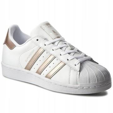 Adidas superstar 42 w Buty damskie Allegro.pl